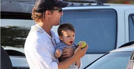 Matthew McConaughey -Vida