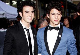 Nick Jonas – Mariage-Kevin Jonas