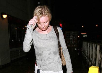 Renee Zellweger-Accident