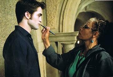 Robert Pattinson – Make Up-Photo
