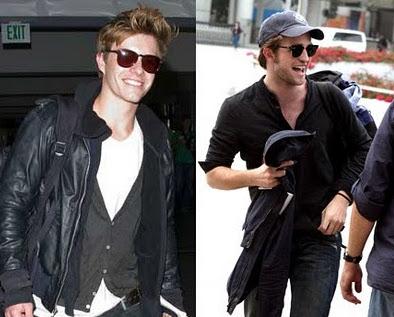 Robert Pattinson –Xavier Samuel