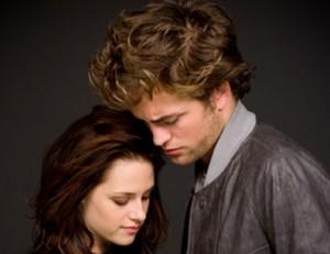 Robert Pattinson Kristen Stewart chasse