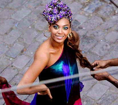 Beyonce et Alicia Keys au Brésil