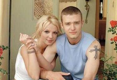 Britney Spears –Snobée-Justin Timberlake