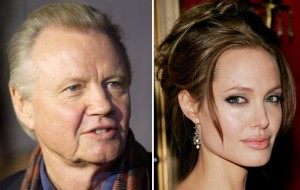 Jon Voight Angelina Jolie aux anges