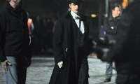 Robert Pattinson Dernier jour de tournage Budapest Photos
