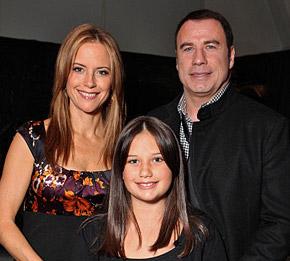 John Travolta Kelly Preston Pas de jumeaux