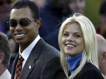 Tiger Woods Elin Nordegren retrouvailles