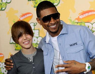 Usher Justin Bieber Vidéo
