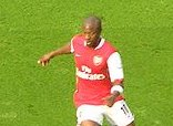 William Gallas Luis Fernandez