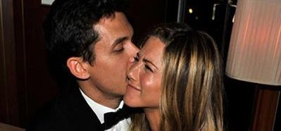 John Mayer Jennifer Aniston relation