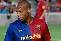 Thierry Henry Dallas