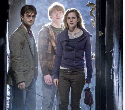 Harry Potter reliques de mort photos