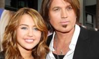 Miley Cyrus Billy Ray Cyrus garde partagée