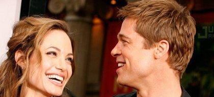 Brad Pitt dirigé par Angelina Jolie