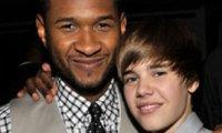 Justin Bieber fait pleurer Usher