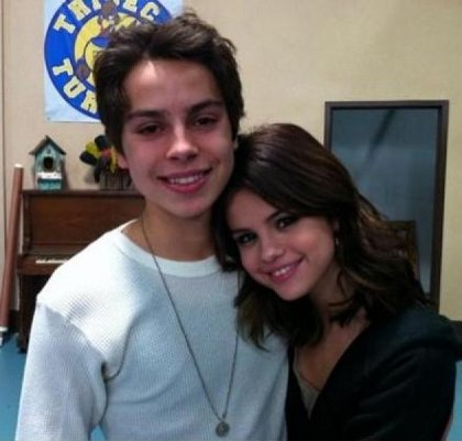 Selena Gomez Jake T. Austin