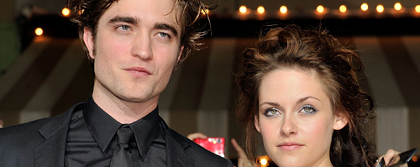 Robert Pattinson toujours avec Kristen Stewart