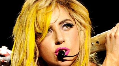 Lady Gaga- Marraine du fils d'Elton John