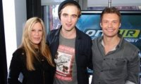 Robert Pattinson- Invité aujourd'hui de l'émission de Ryan Seacrest