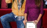 Penélope Cruz- Découvrez la recevoir son étoile avec Johnny Depp