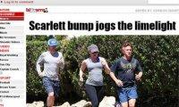 Scarlett Johansson dément être enceinte de Sean Penn