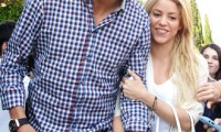 Skakira et Gerard Piqué de sortie à Barcelone