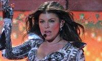 Fergie Black Eyed Peas enceinte