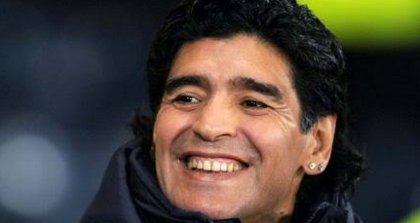 Diego Maradona fustige Sepp Blatter