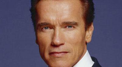 Arnold Schwarzenegger et Maria Shriver en tête à tête dans un resto