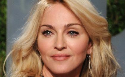 Madonna en studio pour son nouvel album
