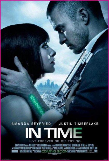 Justin Timberlake dans Time Out