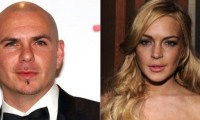 Pitbull Lindsay Lohan