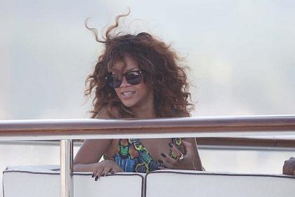 Rihanna loue un yacht à 300 000 dollars
