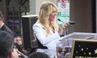 Shakira étoile au Walk of fame