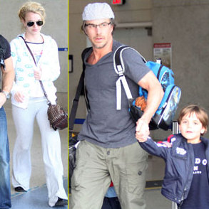 Britney Spears Jason Trawick Lax