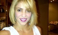 Shakira nouvelle coupe