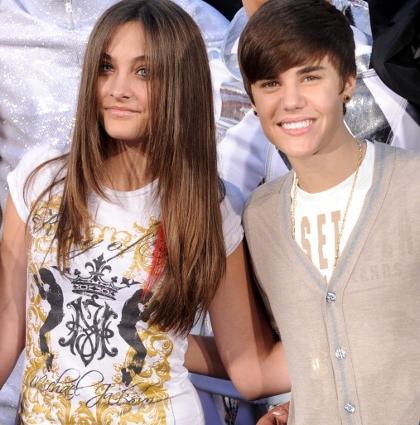 Justin Bieber Selena Gomez Paris Jackson