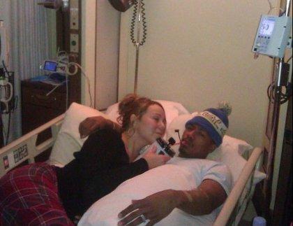 Nick Cannon Mariah Carey hôpital d'Aspen