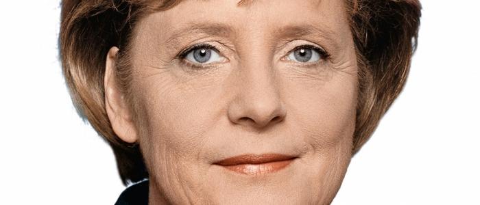 Angela Merkel Karl Lagerfeld