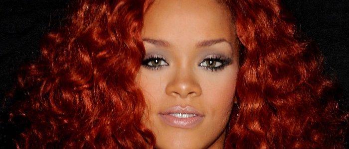 Rihanna couple Ashton Kutcher