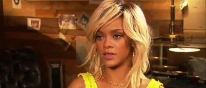 Rihanna provoque colere Ashton Kutcher