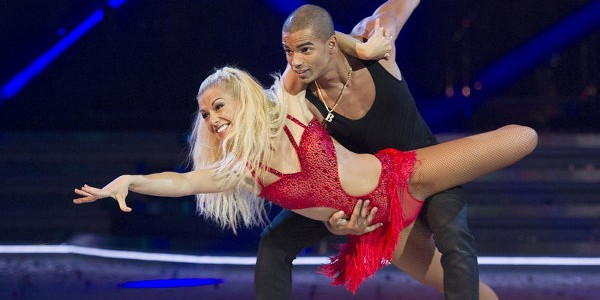 Brahim Zaibat Katrina Patchett pas en couple