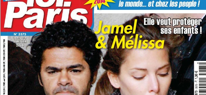 jamel debbouze et melissa theuriau en pleine tourmente dans ici paris. Black Bedroom Furniture Sets. Home Design Ideas