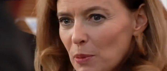 Valerie Trierweiler Santiago Amigorena