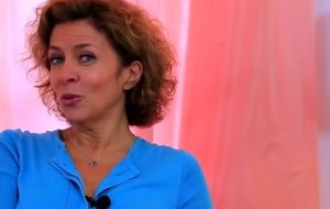 Corinne Touzet depart de TF1 douloureux