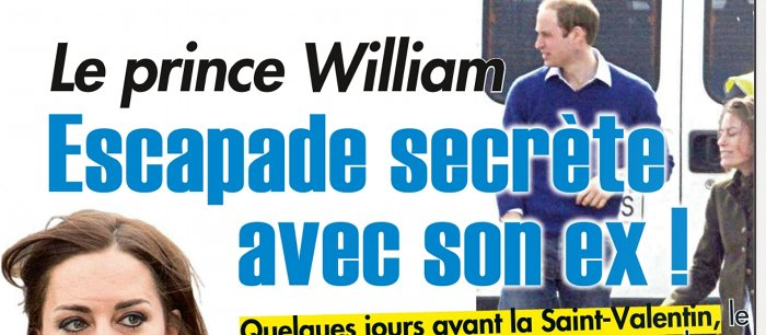 Kate Middleton delaissee par prince William