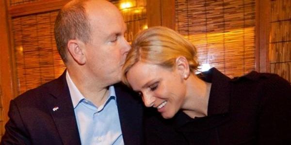 Charlene de Monaco et Albert de Monaco unis par la maladie
