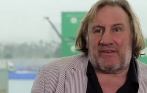 Gerard Depardieu Dominique Besnehard touche-pipi