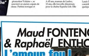 Maud Fontenoy en couple avec Raphaël Enthoven